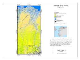 Alaska On The Map by Pre Above Vegetation Types And Physiographic Features Kuparuk