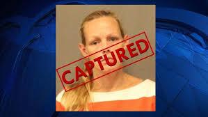 fugitive of the week u0027 found tanning in backyard necn
