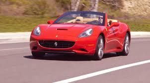 ferrari california 1961 test drive 2010 ferrari california u2013 our auto expert