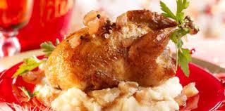 cuisiner des cailles facile cailles au foie gras et marrons glacés facile recette sur cuisine