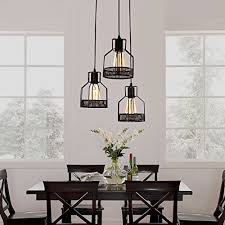 dining table light fixture dining room light fixtures amazon com