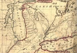 Adrian Michigan Map by Michigan History Michigan Radio