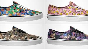 make room in your shoe closet because vans has teamed up with nintendo