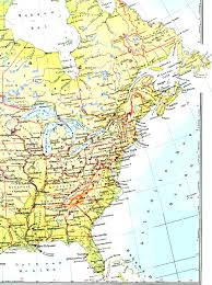 Northern Canada Map Map Canada East Coast 15 Maps Update 600600 Of Eastern And Usa In
