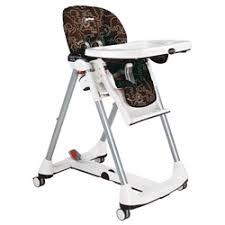 chaise peg perego prima pappa collection peg perego accessoires pour bébés clément