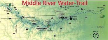 Bridges Of Madison County Map Water Trail Madison County Parks
