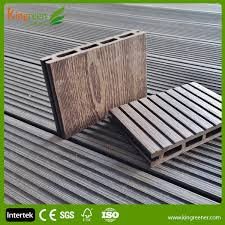 best sale hollow tongue and groove composite decking solid cheap