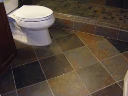 bathroom flooring vinyl ideas bathroom flooring ideas that you should consider framed glass door