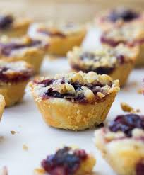 mini cherry pie bites broken