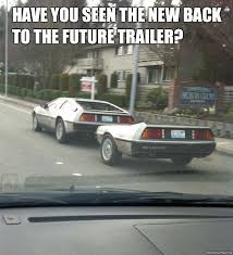 Back To The Future Meme - new back to the future trailer weknowmemes