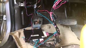 issue with my door wires viper 5706v youtube