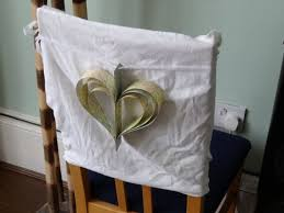 paper chair covers diy chair decor help weddingbee photo gallery