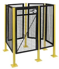 Laser Safety Curtains Machine Shield Guarding Curtains Custom Equipment Fencing