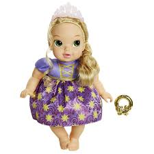 disney princess deluxe rapunzel baby doll walmart canada