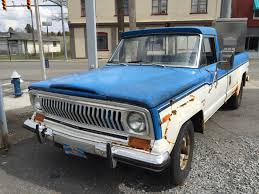 white and teal jeep file 1978 jeep j 10 pickup truck 131 inch wb 6200 lbs gvw 258