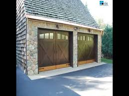 cheap garage door remodeling ideas youtube