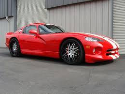 Dodge Viper Final Edition - 2002 final edition dodge viper gts for sale american supercars
