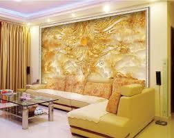 Livingroom Wallpaper Online Get Cheap 3d Wallpaper Gold Aliexpress Com Alibaba Group