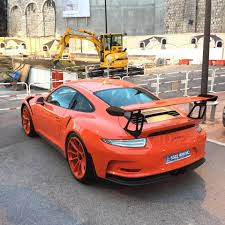 Porsche 911 Orange - lava orange porsche 911 gt3 rs gets lava orange rims is it too