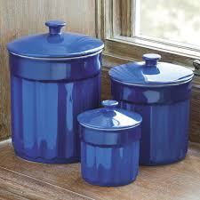 stoneware kitchen canisters 28 images pottery canister set