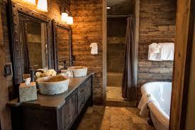 Rustic Bathroom Decor Ideas - calming rustic bathroom design ideas glass vessel sink and nice