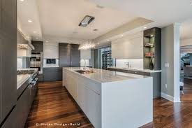 white and grey modern kitchen 6 alternatives to white kitchen cabinets