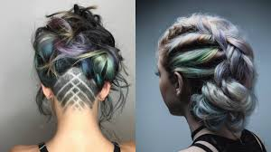new colorful hairstyles compilation this week usa youtube