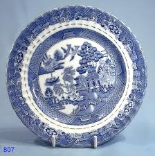 vintage china pattern bell china vintage willow pattern tea plate collectable china