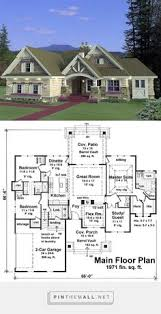 image result for large rectangular home floor plans house ideas