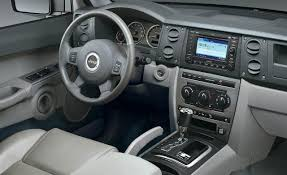 jeep commander history photos on better parts ltd
