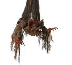 halloween props decoration halloween prop monster vampire bat hanging decoration sound