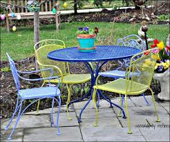 window blinds awesome can metal patio furniture be spray painted