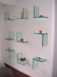 Glass Bookshelves by 100 Floating Shelves Perfect For Storing Your Belongings Glass