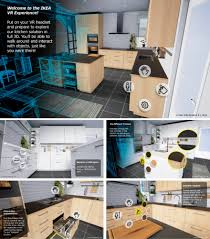 revamp your kitchen with virtual reality app from ikea