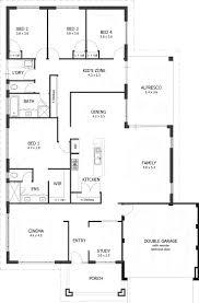 single story floor plans one house pardee homes floorplan 2 3 4