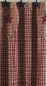 Cheap Primitive Curtains 40 Best Rustic Primitive Shower Curtains Images On Pinterest