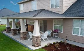 how to build a two story house two story house plans with covered patios