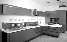 kitchen furniture design ideas kitchen splendid gray metal chrome range modern kitchen