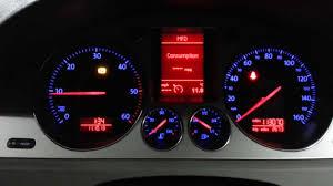 electronic parking handbrake faulty switch warning light vw