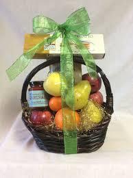 friut baskets harvest fruit basket auntie m gift baskets