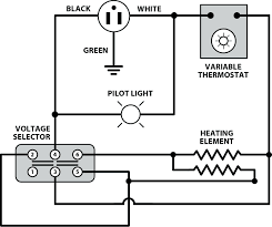 thermostat with auxiliary heat thermostat for electric heater