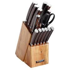 top chef dynasty 15 piece block set top chef cutlery by master
