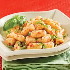 cuisiner les gnocchis gnocchis aux tomates séchées recettes cuisine et nutrition