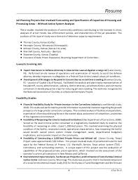 What To Put In A Resume Summary Allen U0027s Resume