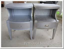 martha stewart metallic paint for furniture rocks the shine