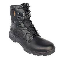 buy boots pakistan buy oasis black leather boots for at best price in