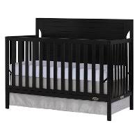 Black Convertible Crib Casual Classic Black 5 In 1 Convertible Crib Cape Cod Rc