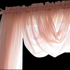 curtains tab top kmart kitchen jcpenney curtains sheer valances