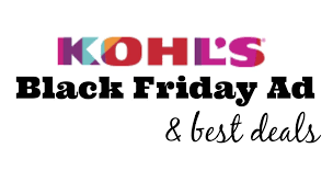 kohl s black friday ad 2016 and best deals all savings
