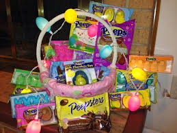peeps basket peeps are the ultimate easter basket candy outnumbered 3 to 1